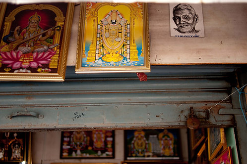 "Imagery of Bhagawan Ramana, 24""x16"", Archival Pigment Print, Anurag Sharma"