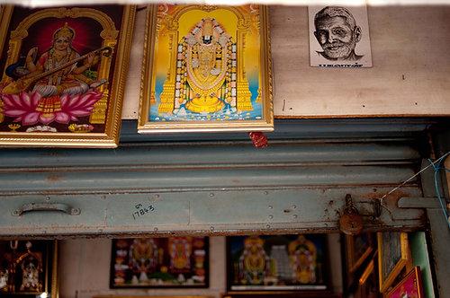 Imagery of Bhagawan Ramana