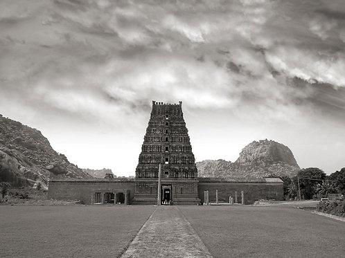 Venkataramana temple, Gingee Fort 2013