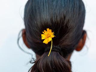 Poochoodal (Wearing Flowers) © Naveen Gowtham 2020