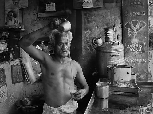 "Tamilakam Rekaikal, Archival Pigment Print, 24""x32"", Abul Kalam Azad, 2014"