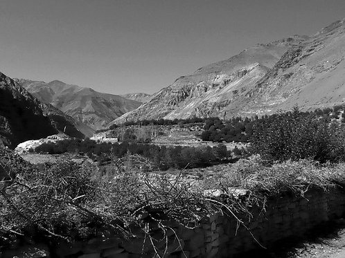 Kinnaur Valley, 2012