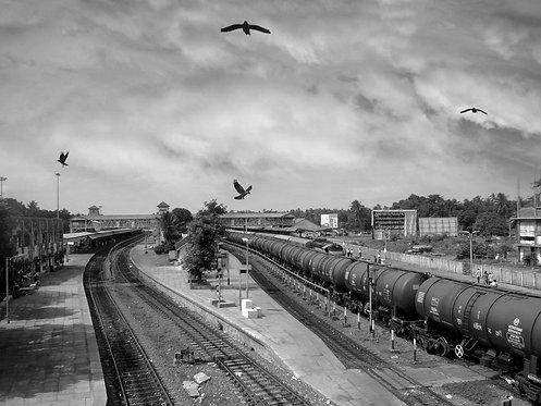 Indian Railways 2013