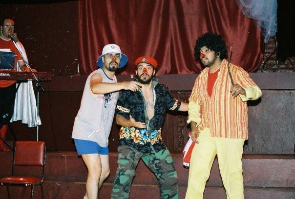 teatro clown