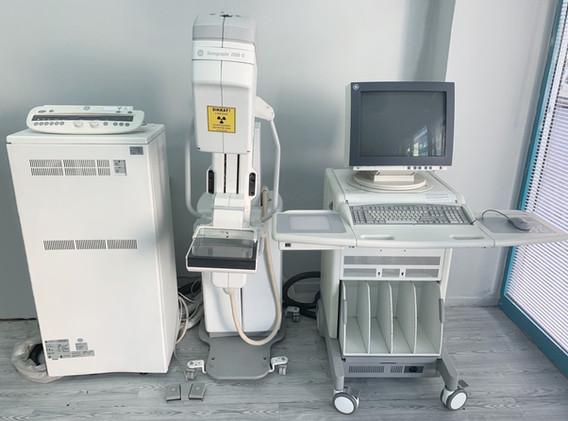 GE Senographe 2000 D Mamografi Cihazı