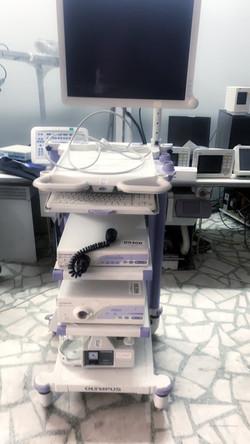 Olymus Exera CV160/CLV160 Video Endoskopi