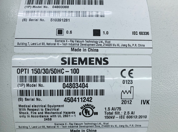 Siemens Multix Pro Röntgen Cihazı