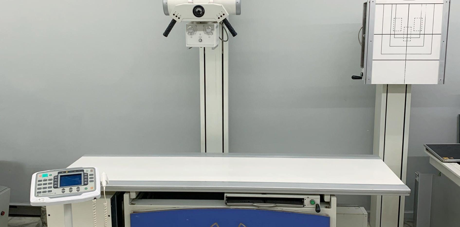 Dinamik Röntgen marka Röntgen Cihazı