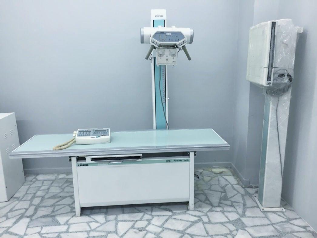 Listem REX 525R Röntgen Cihazı