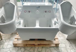 Trautwein GI-VZ 4 Hücreli Banyo