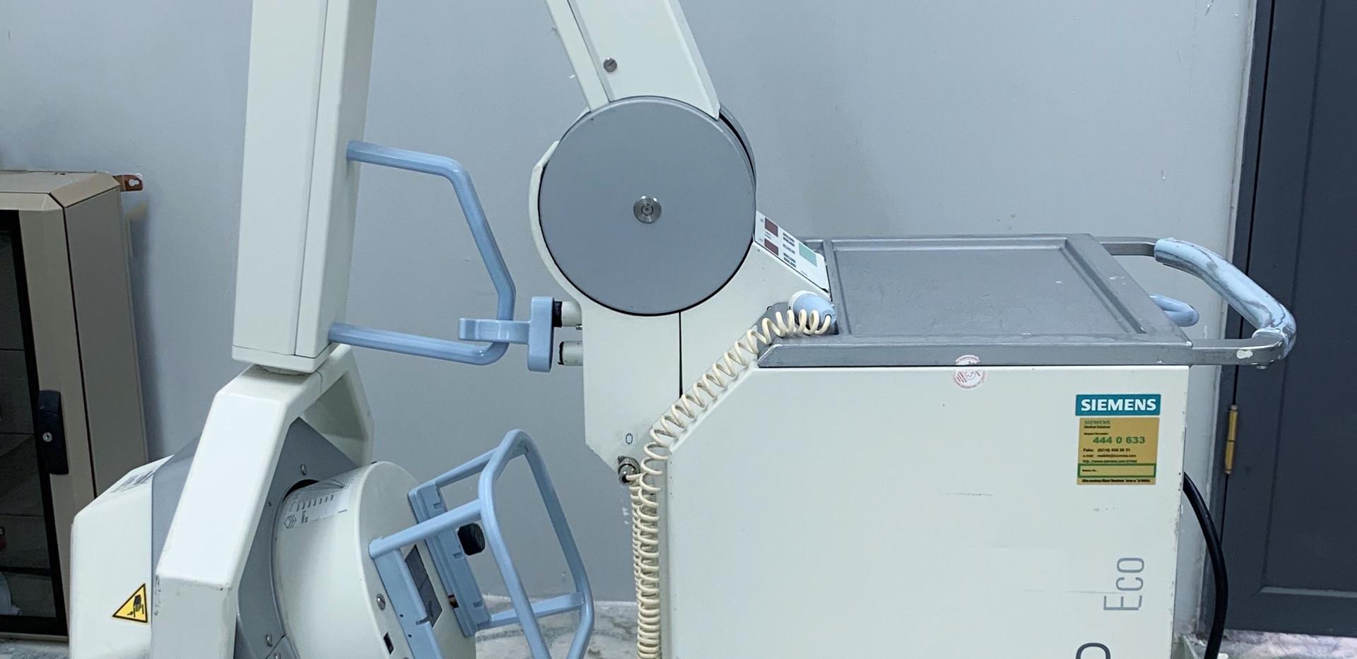 Siemens Mobilett XP Mobil Röntgen