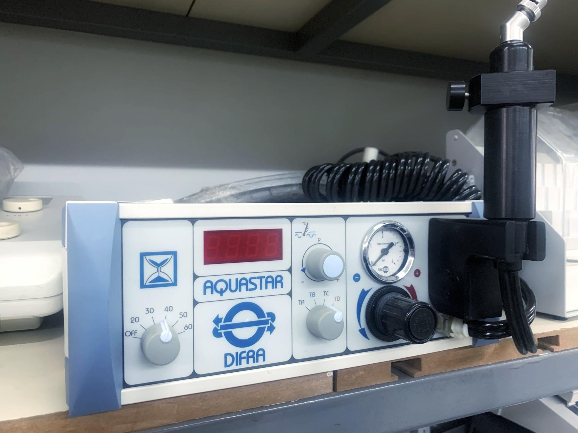 Aquastar Difra Kalorimetre