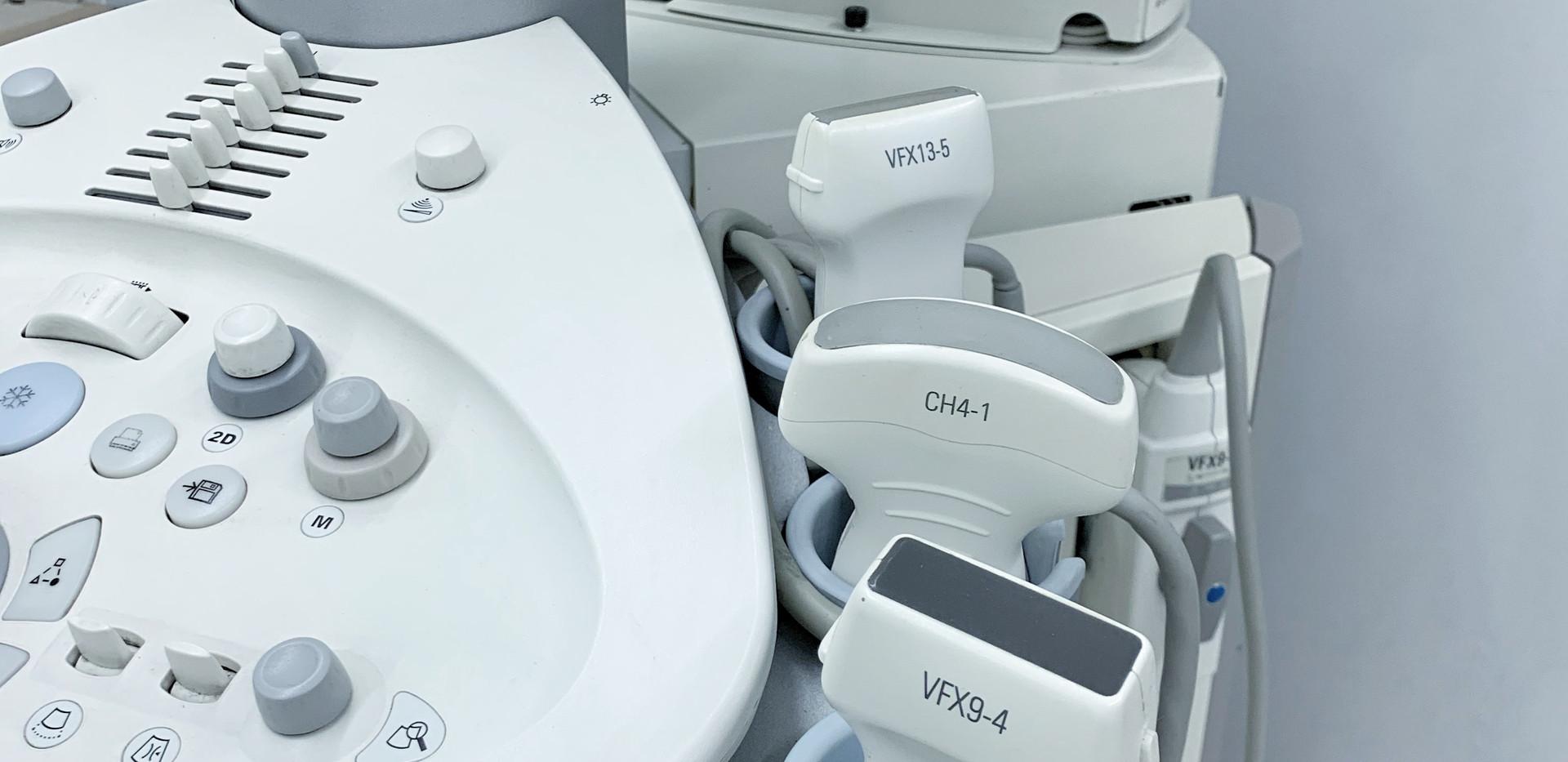 Siemens Sonoline Antares Ultrason Cihazı