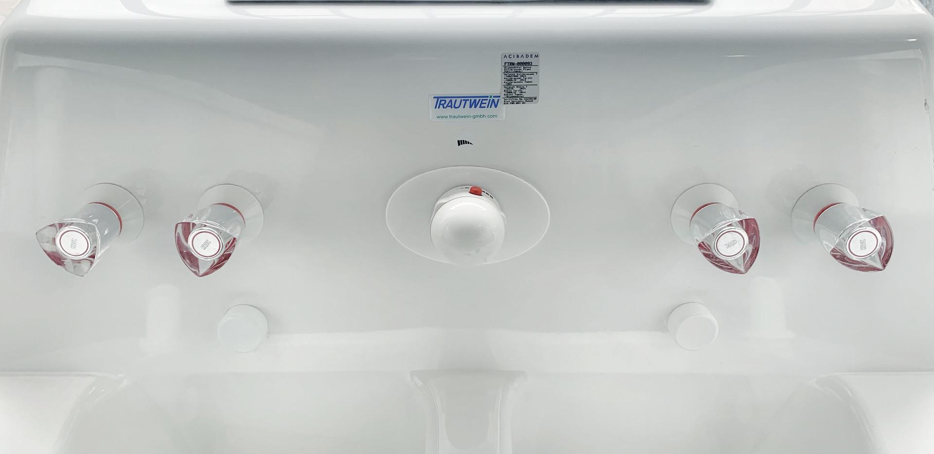 Trautwein GI-VZ 4 Hücreli Galvanik Banyo
