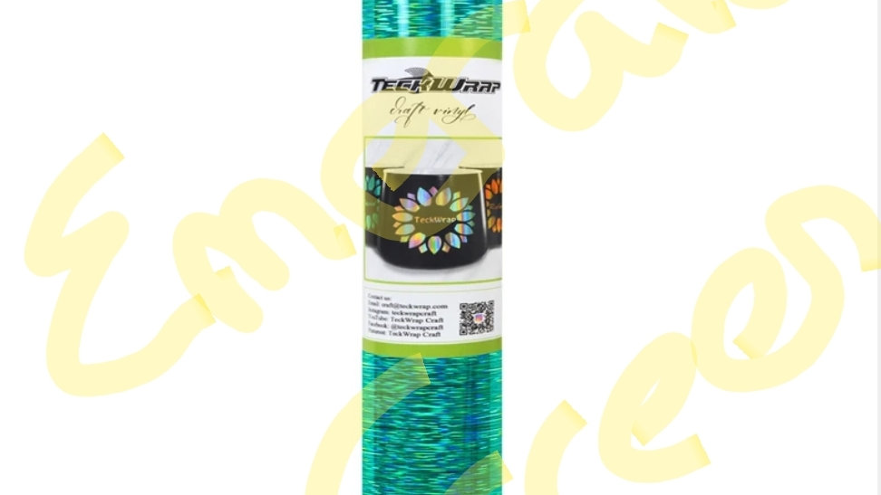 Teckwrap holographic Starlight sa 12in x 5ft