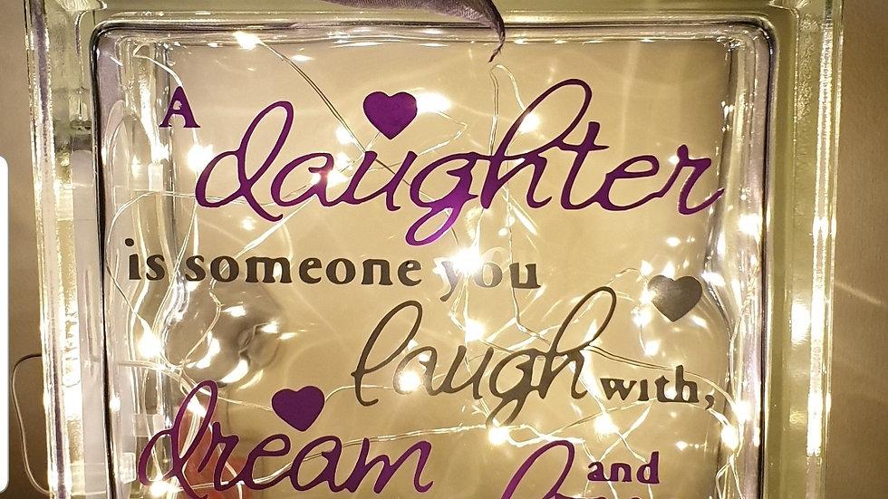 Daughter light block