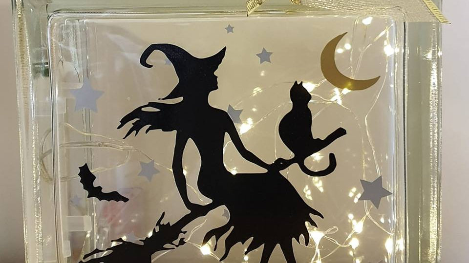 Worst witch style light block