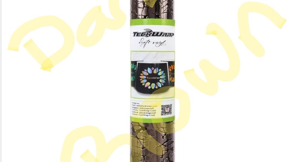 Teckwrap textured metallic sa 12in x 5ft