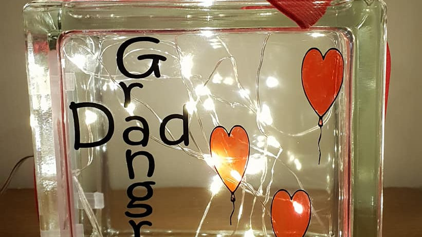 Dad and grandad light block