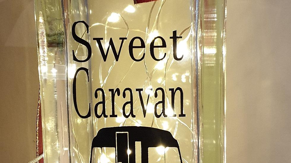 Towing Caravan Light Block