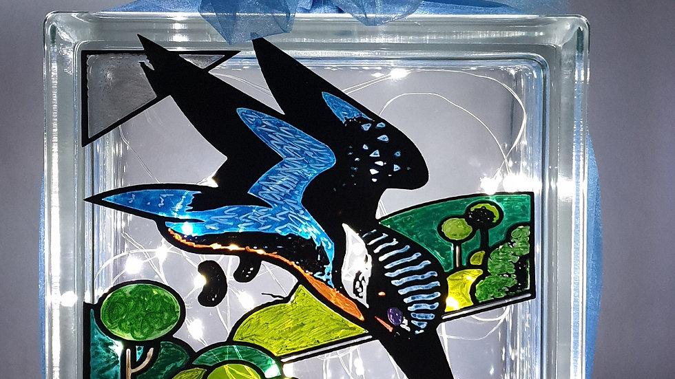 Kingfisher light block