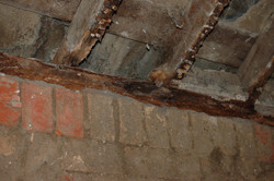 Specific defect report timber decay New Road Inchicore