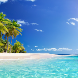 Tropical Vacation. Beach Vacation, Tropical Getaway