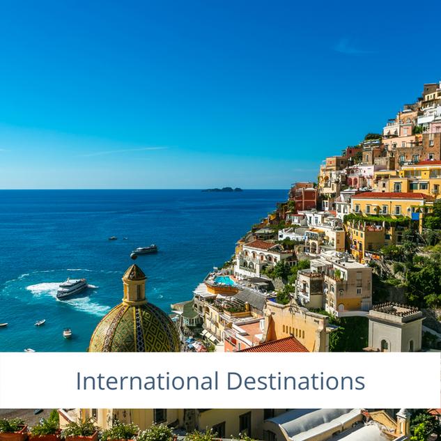International Destinations