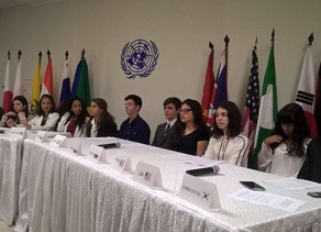 Model UN at UNASP and IASP in Brazil