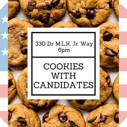Cookie with Candidates 2020