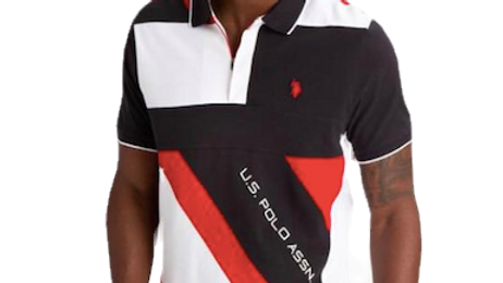 U.S. Polo Assn Striped T-Shirt