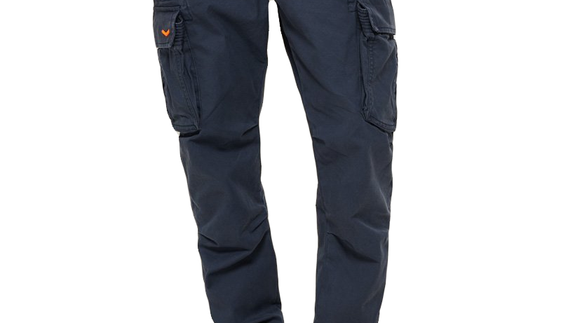 Superdry Midnight Navy Pants