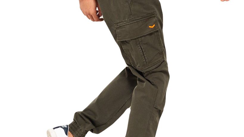 Superdry Drab Green Cargo Pants