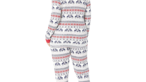 Tommy Hilfiger Women's Long Sleeve Pajama Set