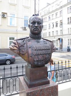 Маршал К.К.Рокоссовский