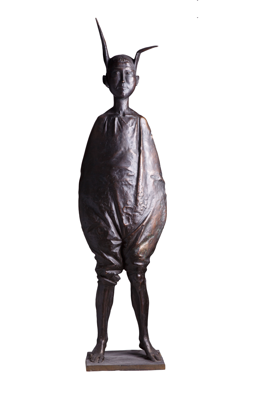 Маскарабоз, бронза, 2009