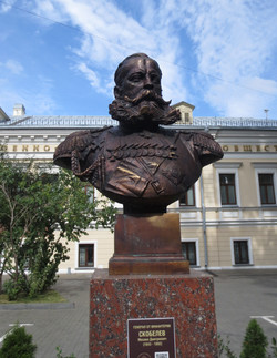 Генерал М.Д.Скобелев