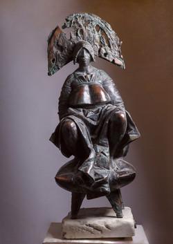 Падение Империи, бронза, 2013