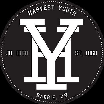 Harvest Youth logo 2019 - black inverted