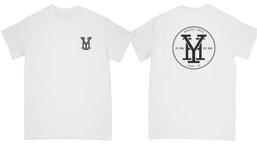 HY T-Shirt, White