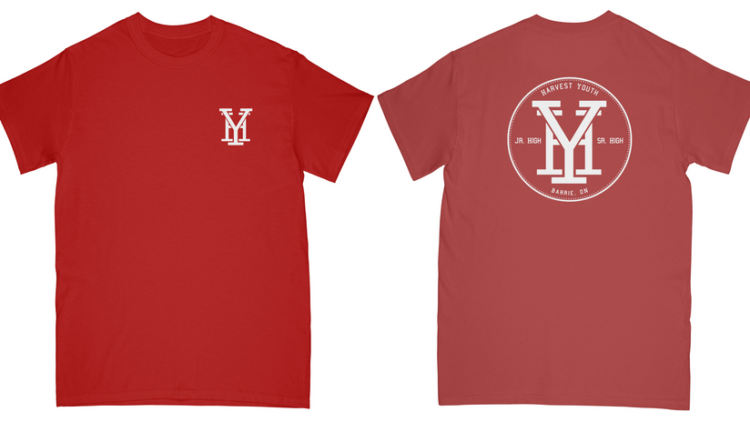 HY T-Shirt, Red