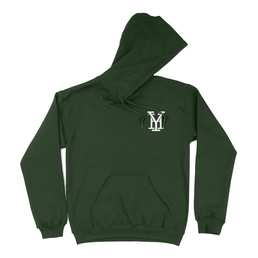 HY Sweater, Green