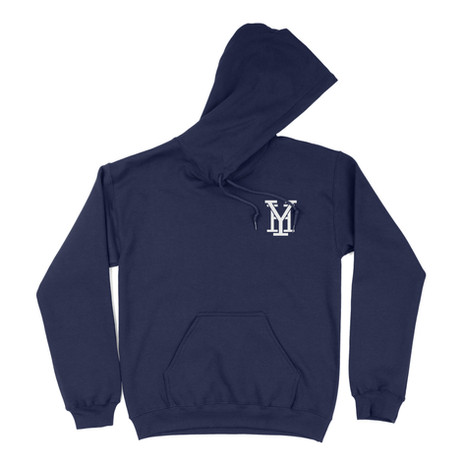HY Sweater, Navy Blue