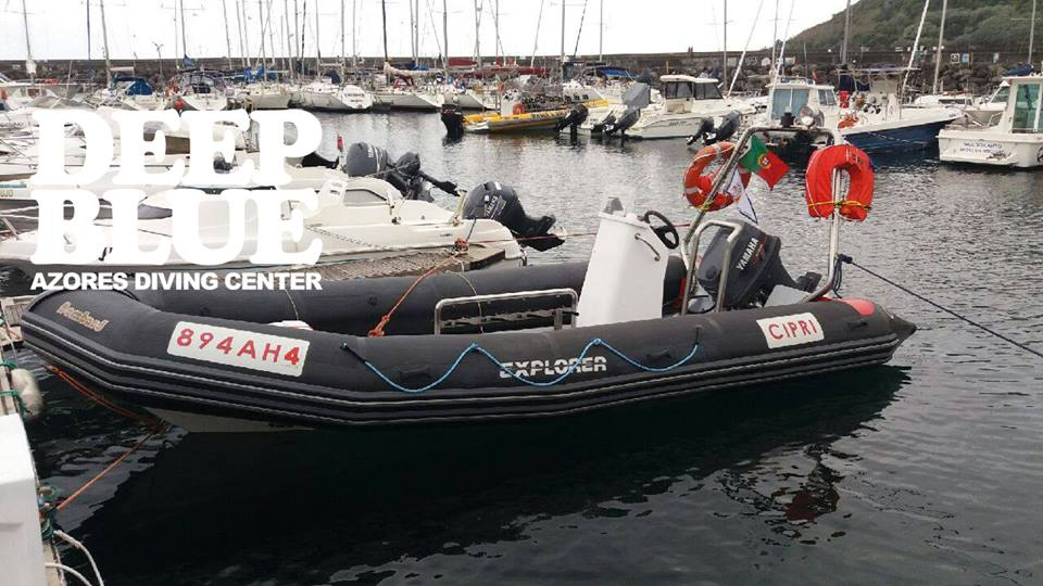 Deep Blue Azores Boat