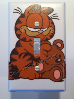 Garfield Light Switch Cover