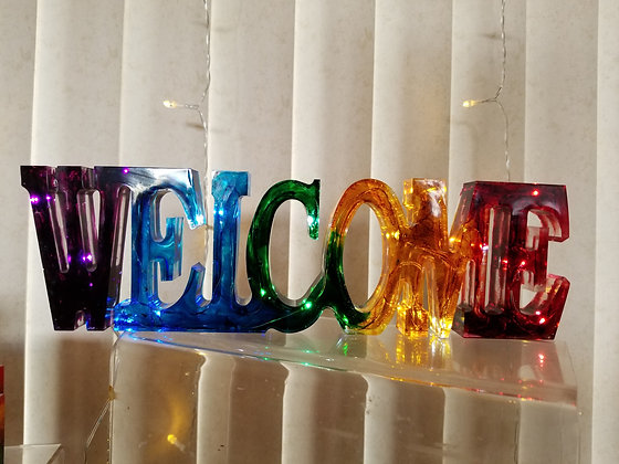 Light Up Welcome