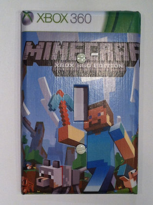 Minecraft-Light Switch Cover