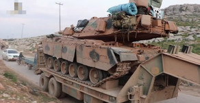 Turkey vows to drive Syrian Army from Idlib if they don't leave by end of February
