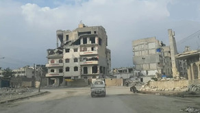 Images from Raqqa city | February 2019 | Syria