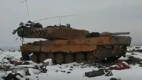 ISIS captured two Turkish Leopard-2 tanks | December 22nd 2016 | Syria